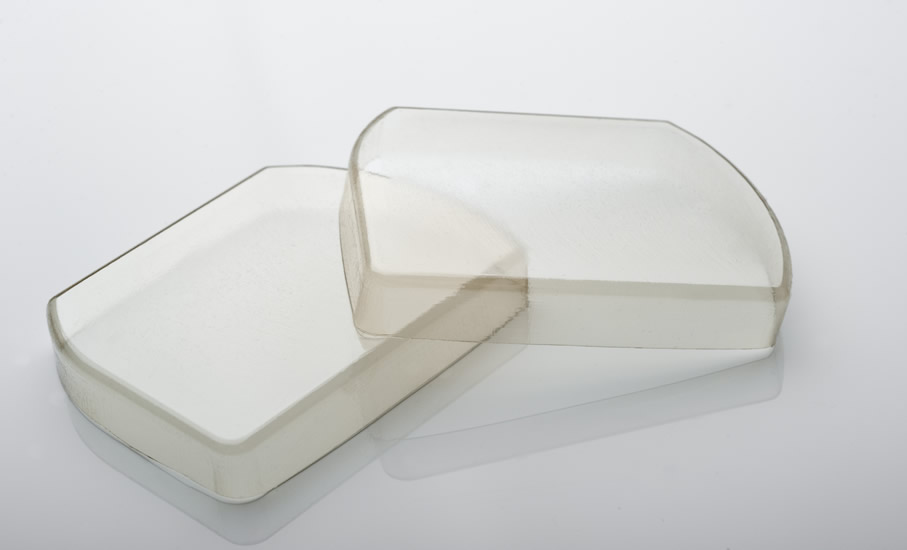Thermoformed Thin PEEK Medical Device Components