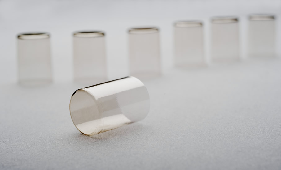 Thermoformed Thin PEEK Component